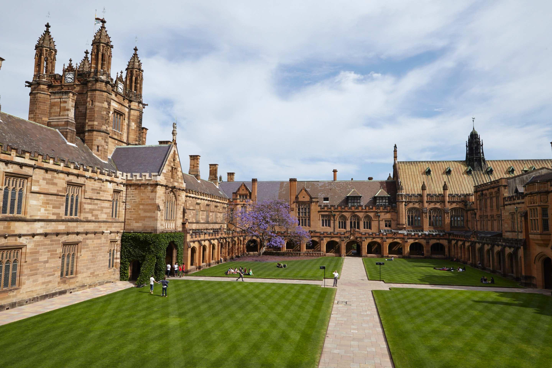 悉尼大学 – The University of Sydney