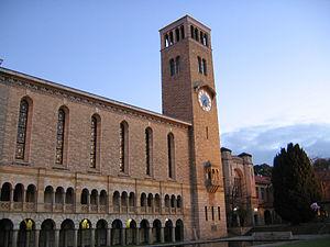 西澳大学 (UWA) – University of Western Australia