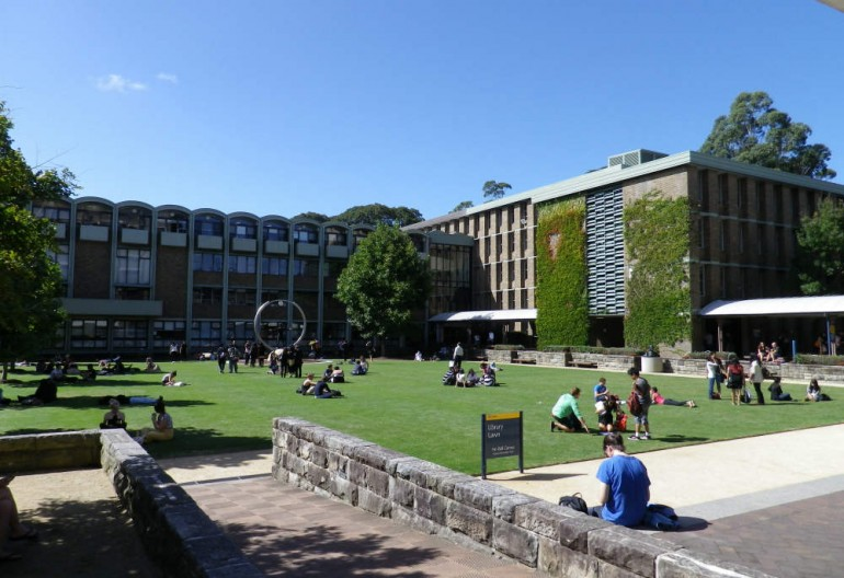 新南威尔斯大学 ( University of New South Wales )