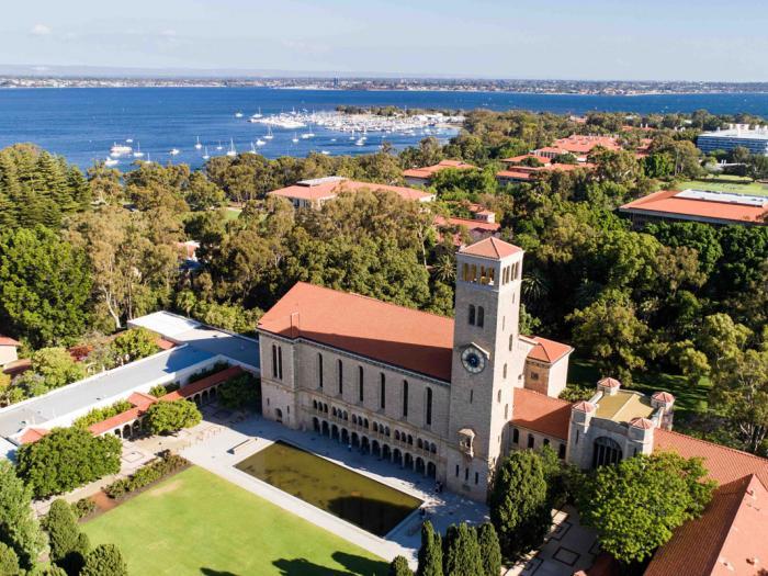 西澳大学 ( The University of Western Australia )