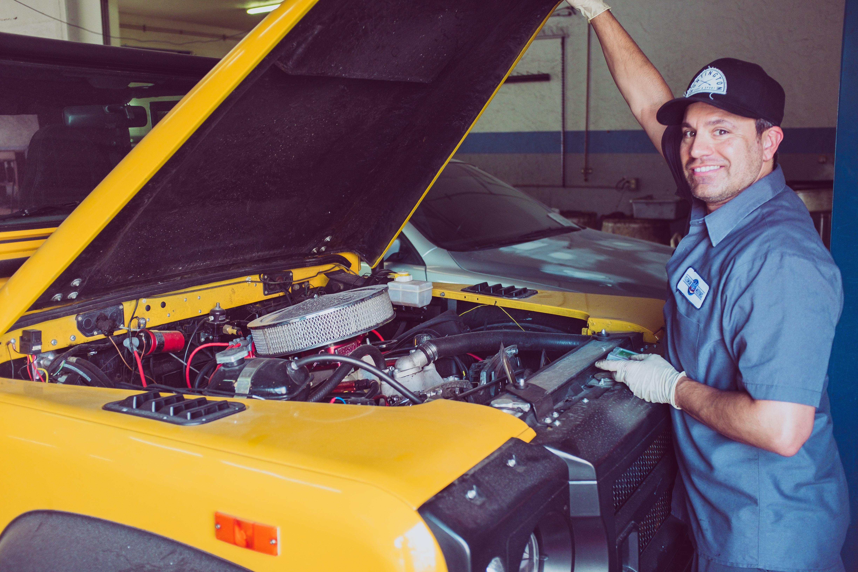 Automotive Technology 专业文凭移民课程
